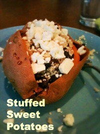 Post image for Stuffed Sweet Potatoes