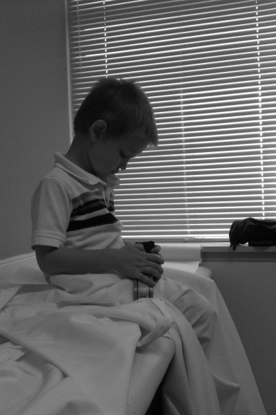 Potty Training and a Medical Diagnosis
