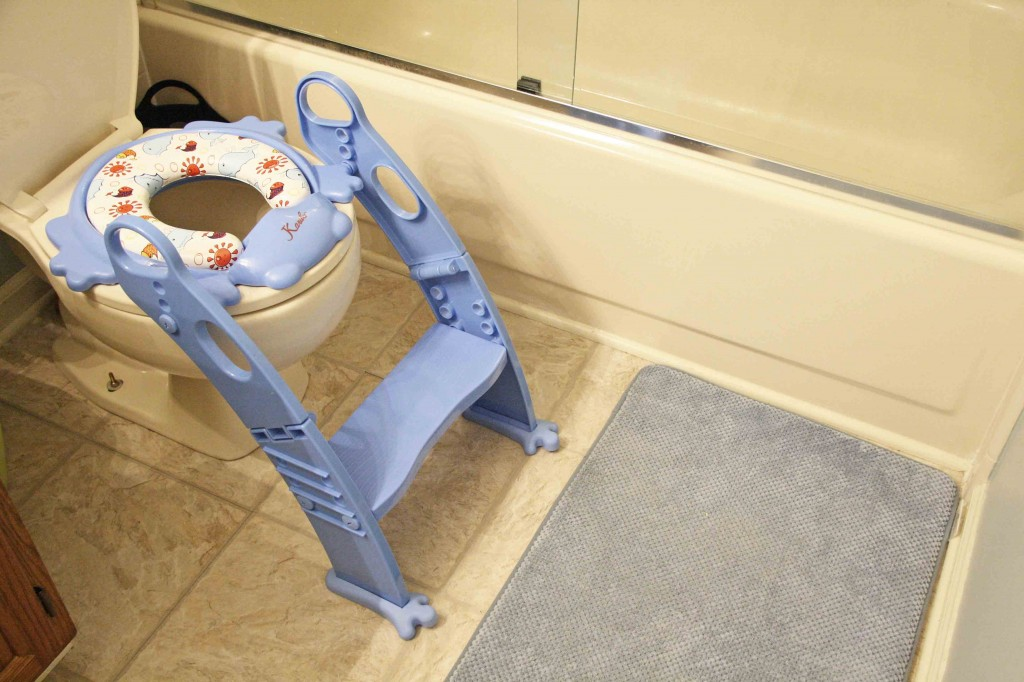 Karibu Potty Seat Step