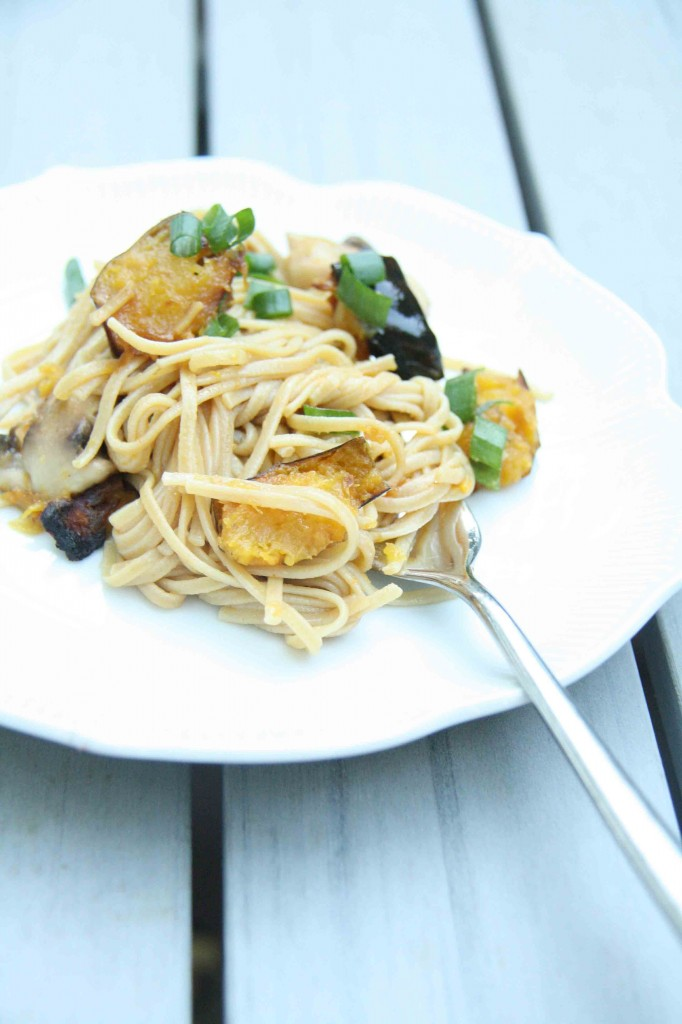 Pumpkin Rice Noodles Recipes — Dishmaps