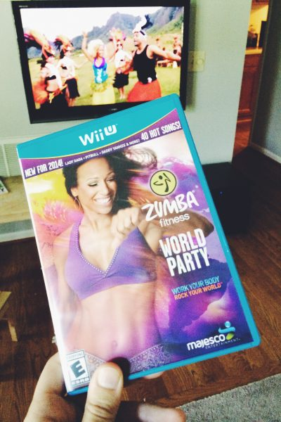 Zumba Fitness World Party for Wii U