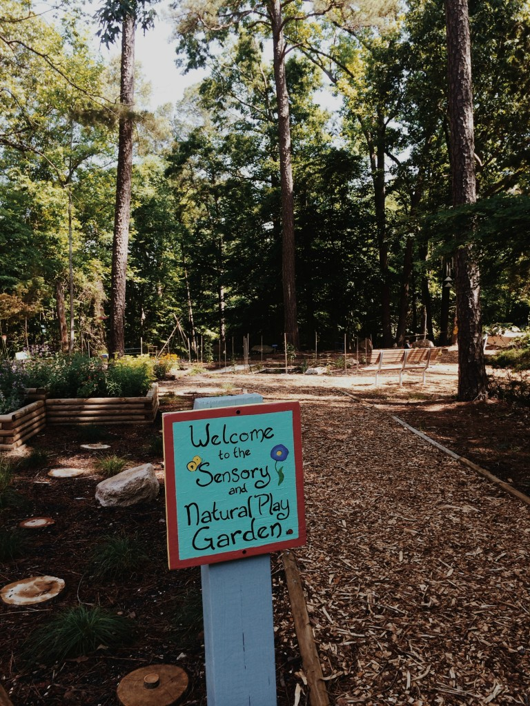 Durant Sensory and Natural Play Garden