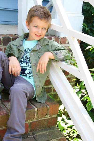 Back-to-School with Carter's Fall Style