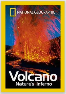 National Geographic Volcano on Netflix