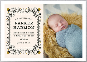 birth announcement minted 4