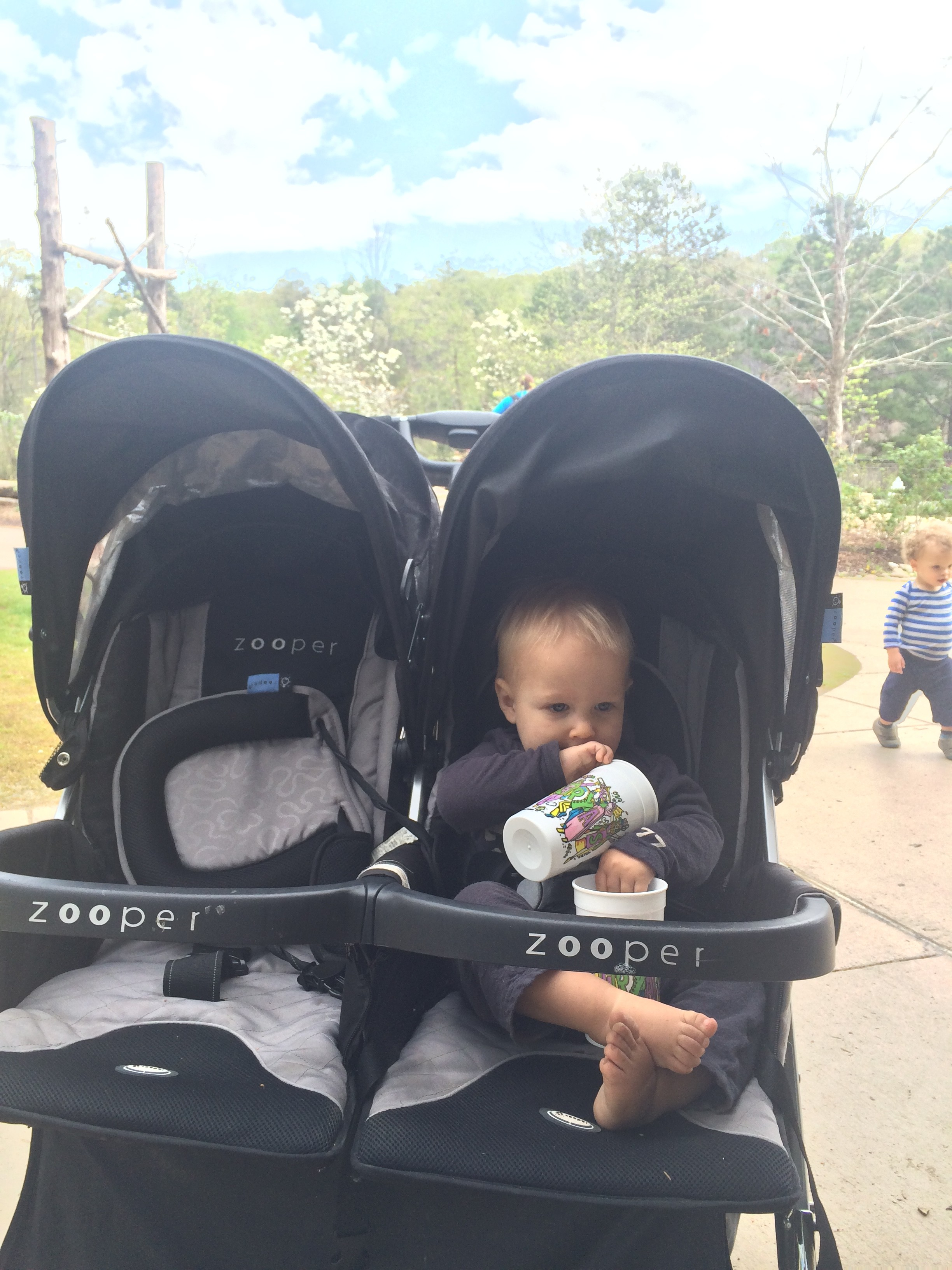 Abel was a trooper in the zooper
