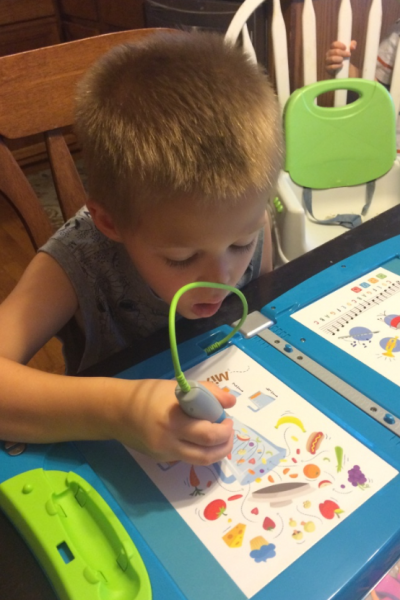 A Peek at the New LeapStart from LeapFrog