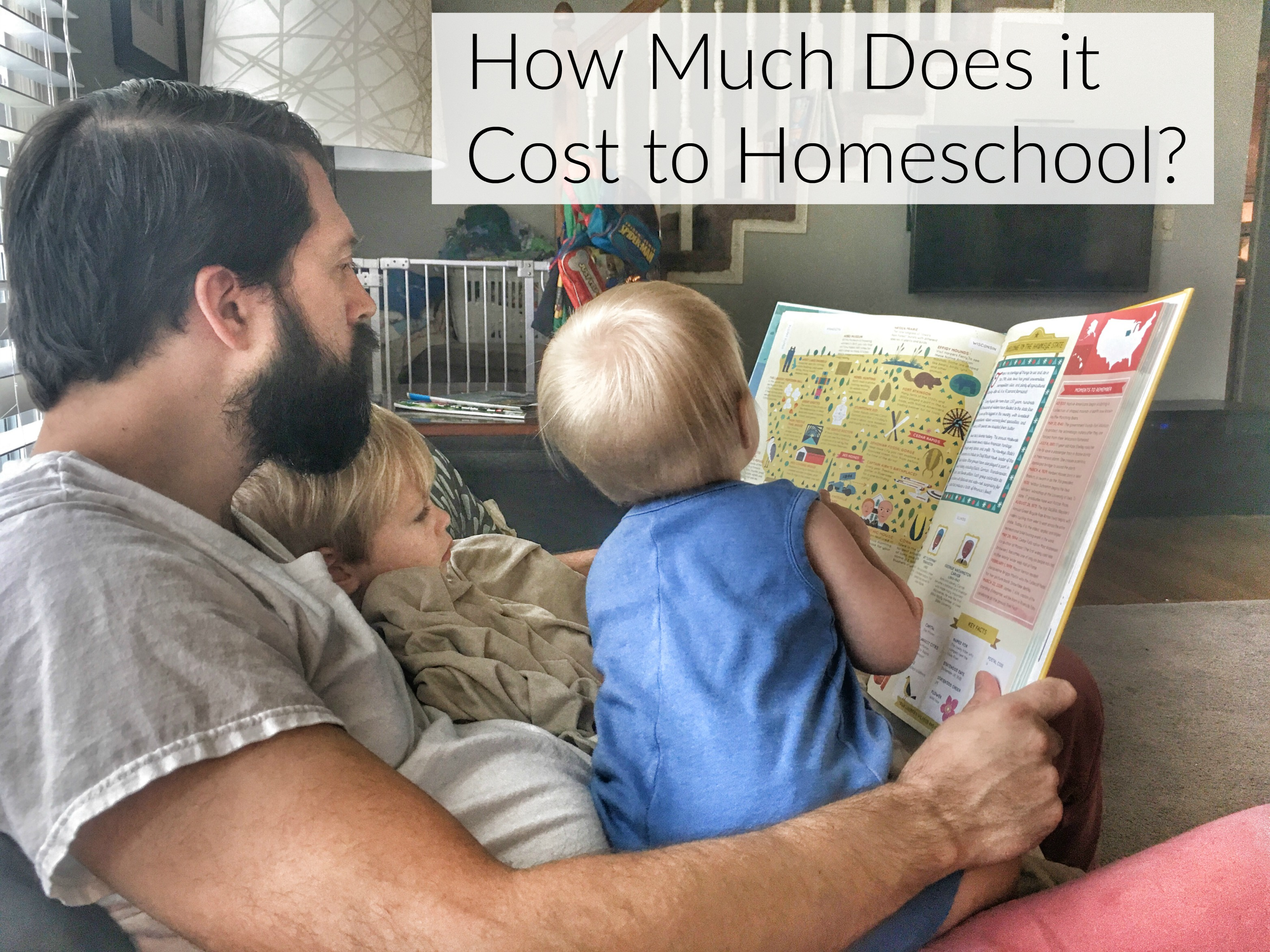 homeschool cost