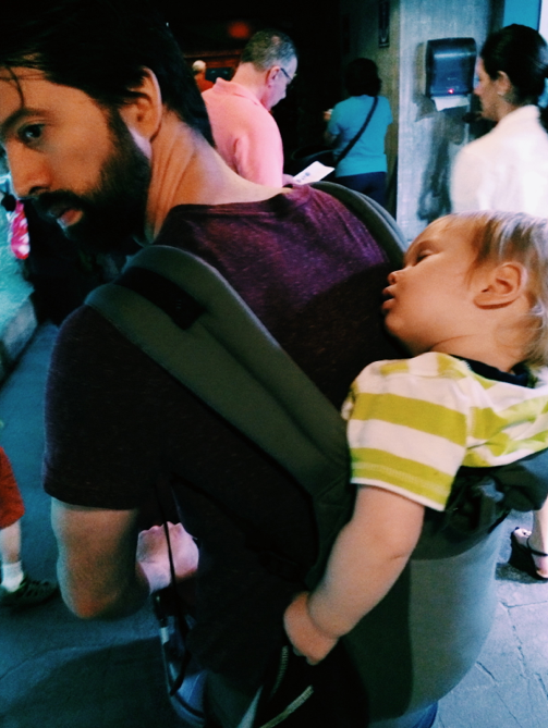 Baby Carrier Back 2