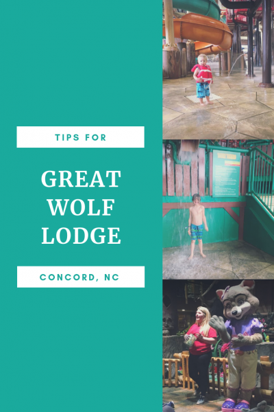 Tips for Visiting Great Wolf Lodge