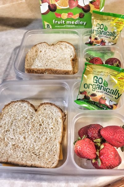 Tips for Packing School Lunch
