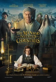 The Man Who Invented Christmas – Movie Review
