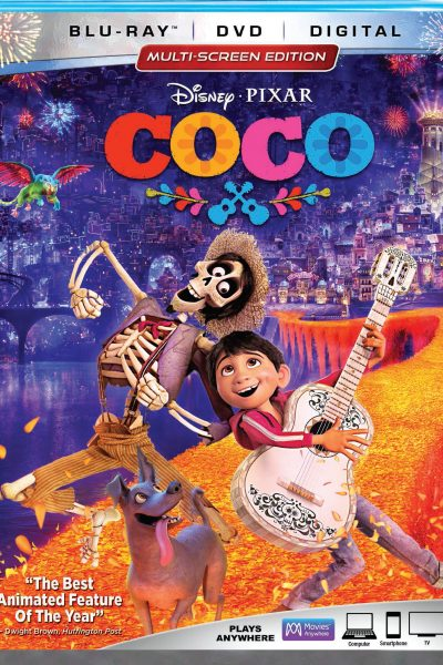 Coco DVD Review