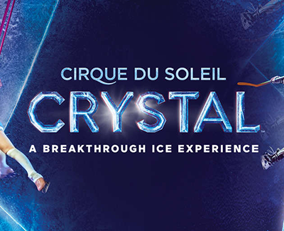 Cirque du Soleil CRYSTAL comes to Raleigh, NC PNC Arena