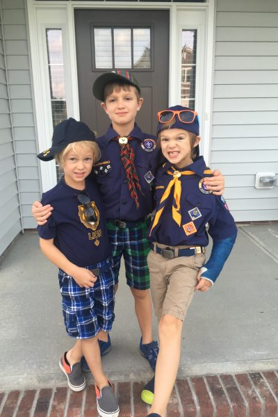 Welcome to Cub Scouts