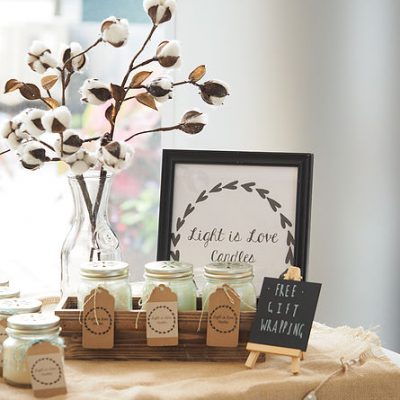 Light is Love Candles Review