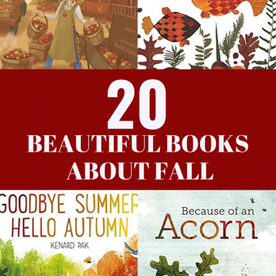 Kids Books About Fall