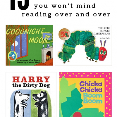 15 of the Best Board Books