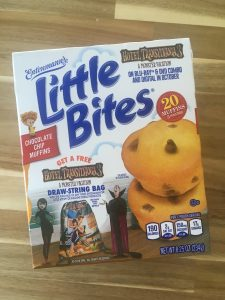 Entenmann's Little Bites and Hotel Transylvania 3 Giveaway