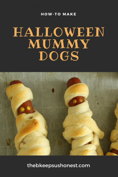 Halloween Mummy Dogs – Kid Recipes