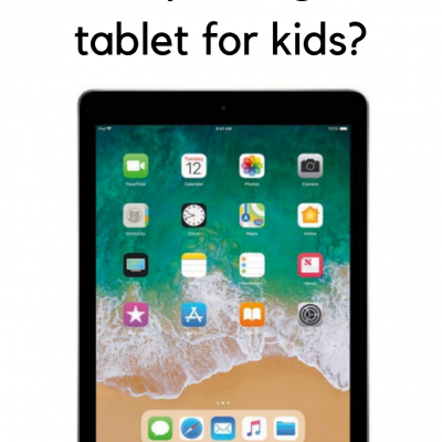 Is the iPad a Good Tablet for Kids?